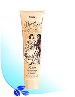 Купить Флоралис Целую Ваши ручки Активно-увлажняющий крем для сухой кожи ру